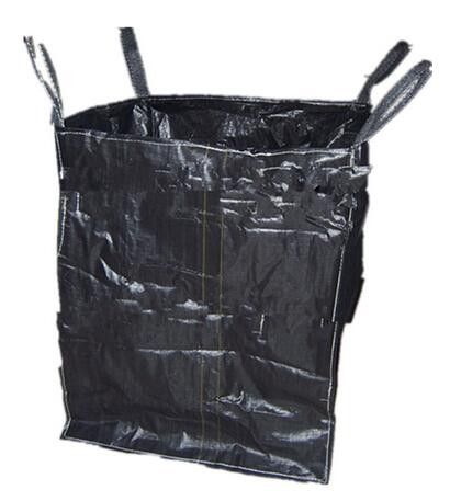 Safety Blue / White / Black Big Bag FIBC , UV Treated 2200 LBS Fibc Bulk Bags