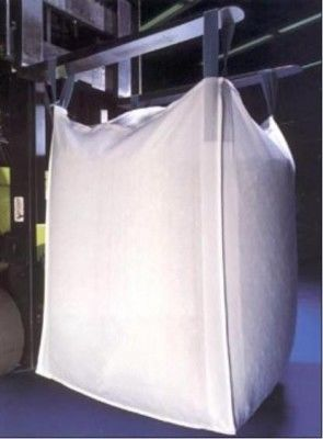 U Panel Industrial PP Bulk Bag FIBC Bulk Bag Big Bag With Cross Corner Loops